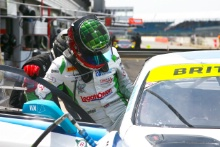 Seb Moris Team Parker Racing Ltd Bentley Continental GT3