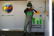 Mark Murfitt Fox Motorsport Mercedes-AMG GT4