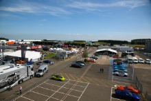 British GT paddock