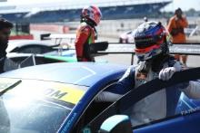 Nicki Thiim TF Sport Aston Martin V12 Vantage GT3