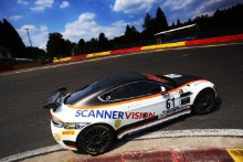 Tom Wood / Jan Jonck Academy Motorsport Aston Martin V8 Vantage GT4