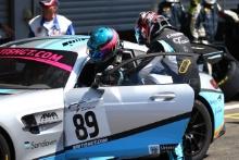Anna Walewska / Tom Canning ProTechnika Motorsport Mercedes-AMG GT4