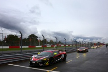 Jordan Albert / Lewis Proctor Tolman Motorsport Ltd McLaren 570S GT4