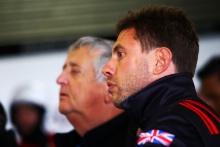 Mike Robinson Balfe Motorsport McLaren 650S GT3