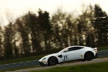 Kelvin Fletcher / Martin Plowman Beechdean AMR Aston Martin V8 Vantage GT4