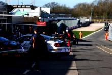 British GT pits