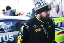 Paul Vice Invictus Games Racing Jaguar F-TYPE SVR GT4