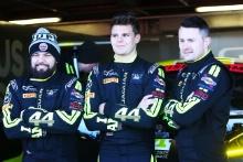 Steve McCulley / Paul Vice / Matthew George Invictus Games Racing Jaguar F-TYPE SVR GT4