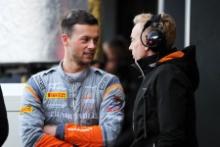 Lewis Proctor Tolman Motorsport McLaren 570S GT4