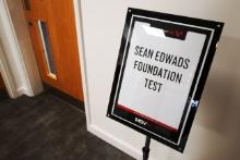 Sean Edwards Foundation test