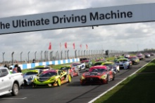 British GT tracking shots
