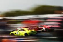 Patrick Kibble / Josh Price TF Sport Aston Martin V8 Vantage GT4