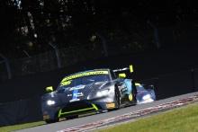 Oliver Wilkinson / Bradley Ellis Optimum Motorsport Aston Martin V8 Vantage GT3