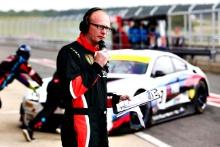 Mark Werrell commentator