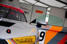 Richard Williams Steller Performance Audi R8 LMS GT4