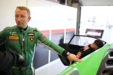 Jamie Stanley JMH Auto Lamborghini Huracan GT3 Evo