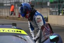 Nicki Thiim TF Sport Aston Martin V8 Vantage GT3