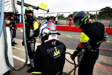 Matthew George Invictus Games Racing Jaguar F-TYPE SVR GT4