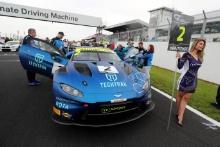 Mark Farmer / Nicki Thiim TF Sport Aston Martin V8 Vantage GT3
