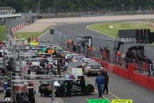British GT Donington Park