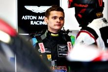 Connor O'Brien Optimum Motorsport Aston Martin V8 Vantage GT4
