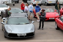 Supercars at Donington Park