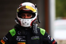 Adam Christodoulou Team ABBA Racing Mercedes-AMG GT3