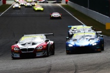 JM Littman / Jack Mitchell Century Motorsport BMW M6 GT3