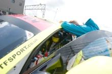 Patrick Kibble TF Sport Aston Martin V8 Vantage GT4
