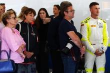 Ashley Hand TF Sport Aston Martin V8 Vantage GT4