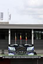 British GT Podium
