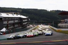 BRITISH GT, Spa Francorchamps