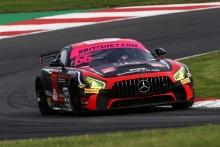 Nick Jones / Scott Malvern Team Parker Racing Mercedes-AMG GT4