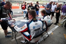 Angus Fender / Jack Mitchell Century Motorsport BMW M6 GT3