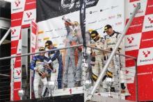 GT4 Silver Podium