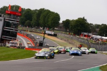 BRITISH GT, Brands Hatch