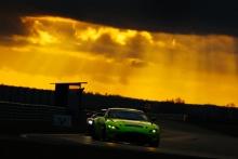 Connor O'Brien / Patrick Kibble - TF Sport Aston Martin Vantage AMR GT4