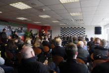 British GT Press Conference
