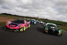 Graham Johnson / Michael O'Brien - Balfe Motorsport McLaren 570S GT4, Richard Neary / Sam Neary - Team ABBA Racing Mercedes-AMG GT3