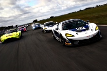 Chris Wesemael / Gus Bowers - HHC Motorsport McLaren 570S GT4