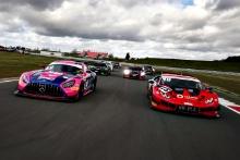 Sam De Haan / Patrick Kujala - RAM Racing Mercedes-AMG GT3, Michael Igoe / TBC - WPI Motorsport Lamborghini Huracan GT3