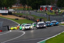 BRITISH GT, Brands Hatch GP