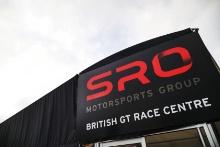 SRO British GT Race Centre