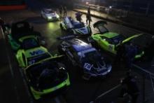 British GT Parce Ferme