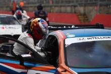 Martin Plowman - JRM Racing Bentley Continental GT3
