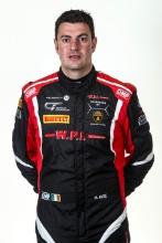 Michael Igoe - WPI Motorsport Lamborghini Huracan GT3 Evo