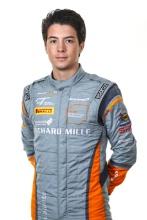 Alain Valente - Team Rocket RJN McLaren 570S GT4