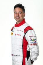 Richard Williams - Steller Motorsport Audi R8 LMS GT4