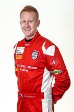 Ross Wylie - Simon Green Motorsport Lamborghini Huracan GT3 Evo
