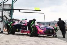 Ian Loggie / Yelmer Buurman - RAM Racing Mercedes-AMG GT3